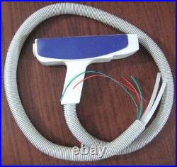 1000000 shotsWhite color Q switched nd yag laser tattoo removal handle handpiece