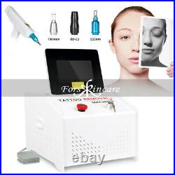 1000MJ Q switched Nd Yag Led Photon Machine Tattoo Removal Scar Acne Removal
