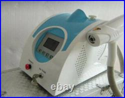 1064 nm 532nm Nd YAG 2000mj Q-switch laser pigment/tattoo removal Beauty System