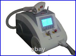 1064 nm 532nm Nd YAG Q-switch laser pigment and tattoo removal Beauty Therapy