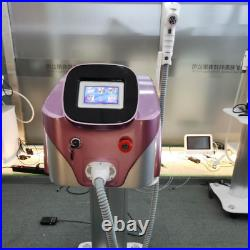 1064nm 532nm 1320 nd yag laser, q-switched tattoo removal laser machine