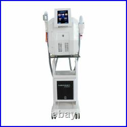 2 In1 SHR OPT RF IPL Permanent Hair Removal YAG Laser Tattoo Removal SPA Machine