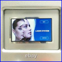 2000mj q switched ND YAG Laser Tattoo Removal beauty Machine 532 1064 1320nm