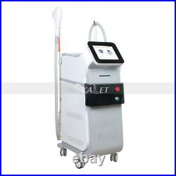 2020 DPL OPT IPL Fast Hair Removal Q Switch Nd Yag Laser Tattoo Removal Machine
