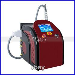 2021 Newest High Quality Nd Yag Picosecond Laser Tattoo Removal Beauty Machine
