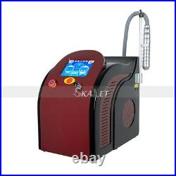2021 Portable Picosecond Q Switched ND YAG Laser Tattoo Removal Beauty Machine
