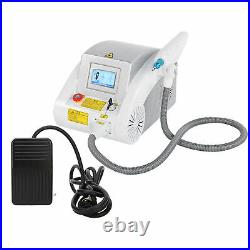 220V Pro Q Switch ND YAG LASER Tattoo Removal Eyebrow Callus Removal Machine 4PX