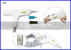 2IN1 Hair Removal IPL YAG Laser Tattoo Removal Body Rejuvenation Beauty Machine