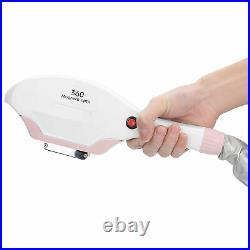 3 In 1 SHR OPT Elight IPL Permanent Hair Removal RF YAG Laser Tattoo Removal SPA