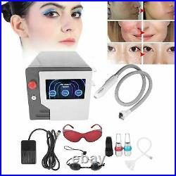 3 in1 Picosecond Tattoo Removal Pigment ND Yag Laser Machine for SPA Beauty