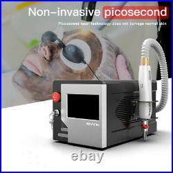 4 in1 ND Yag Laser Machine Small Pico For Tattoo Removal Pigment SPA Beauty