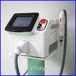 Carbon Peel picosecond laser Tattoo Removal Machine Q switched nd yag laser