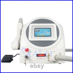 High Quality approval Q-Switch Nd Yag laser tattoo removal machine
