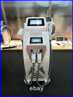 IPL OPT Hair Removal Machine ND Yag Laser Tattoo Pigment Removal Skin Treatment