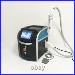 Laser Beauty Machine For Tattoo Removal Portable Nd Yag Pico 755 1320 1064 532nm
