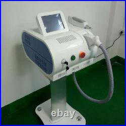 Laser ND Yag Wrinkle&Black Pigment Removal Device Tattoo Removal laser Machine