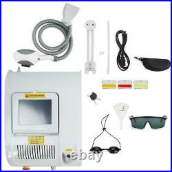 Laser OPT IPL Elight hair removal ND-Yag laser tattoo removal RF 4 IN 1 MACHINE