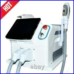 ND Yag Laser Tattoo Removal SHR IPL OPT Hair Removal Machine and Skin Treatment