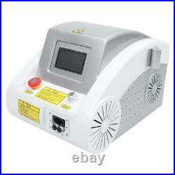 Nd Q Switch Yag Laser Picosecond Tattoo Eyebrow Pigment Removal Beauty Machine