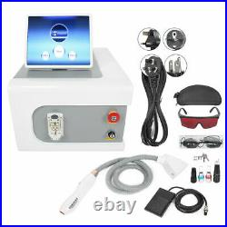 Nd Yag Laser Picosecond Laser QSwitch Tattoo Removal Eyebrow Remover Machine NEW