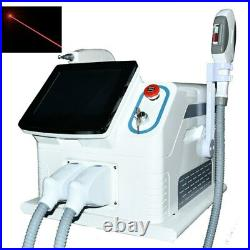 Nd Yag Permanent Hair Remover Q Switch Laser Tattoo Removal Beauty Machine