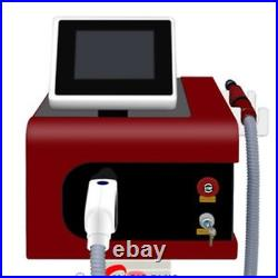 Newest High Quality Nd Yag Laser Pico second Laser Tattoo Removal Machine