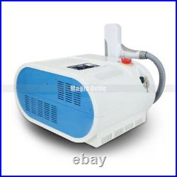 Newest Red Ligh Q Switch ND Yag Laser Tattoo Eyebrow Removal Machine with CE