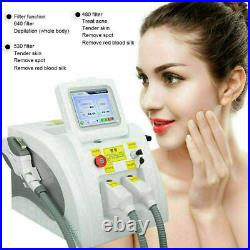 OPT E-light IPL Painless Hair Removal ND YAG Laser Tattoo Removal Machine PRO
