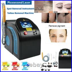 PRO Laser ND YAG QSwitch Eyebrow Pigment Tattoo Removal Skin Care Machine