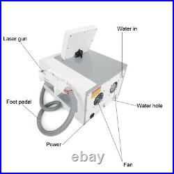 Picosecond Laser Beauty Machine ND YAG Laser Tattoo Removal Pigment Eyebrow