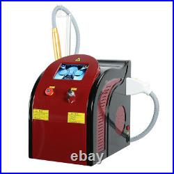Picosecond Laser ND YAG LASER Q Switch Tattoo Removal Beauty Machine Fastship
