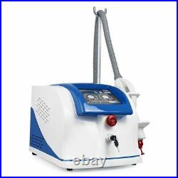 Picosecond Laser Nd Yag Pico Machine Tattoo Removal carbon peel Skin Whitening