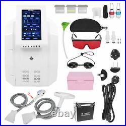 Picosecond ND YAG Laser Tattoo Pigment Spot Freckle Removal Skin Beauty Machine