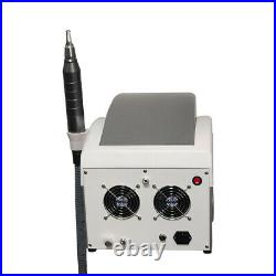 Picosecond Removal Tattoo Q-switched Laser Nd Yag Laser eyeliner Machine Salon