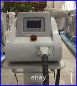 Pigment wiping out Q-switch Nd Yag Laser Tattoo Removal beauty equipment