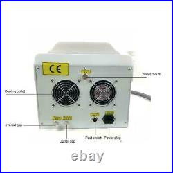 Pigmentation Embroider Eyebrow Yag Laser Tattoo Removal Face Whiten Device