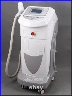 Pigmentations removal Black Doll crystal Nd YAG Laser Tattoo Removal equipment