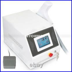 Pro 1064&532nm Q Switch YAG LASER Tattoo Removal Eyebrow Removal Laser Machine