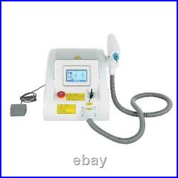Pro Q Switch ND YAG LASER Tattoo Removal Eyebrow Callus Removal Beauty Machine