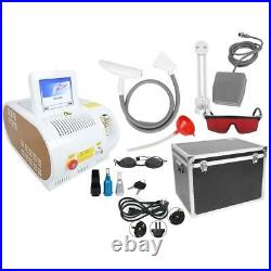 Profession YAG Laser Tattoo Removal Eyebrow Pigment Cleaning Skin Whiten Machine