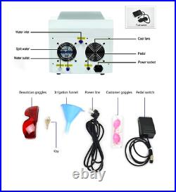 Professional Q-Switch ND Yag Laser Tattoo Removal Beauty Machine For Home Use