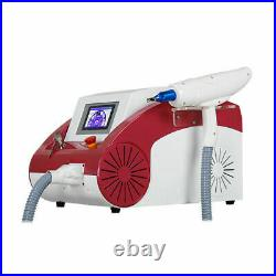 Q Switch ND YAG LASER Tattoo Removal Eyebrow Callus Removal Beauty Machine 500W