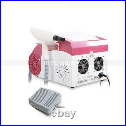 Q Switch ND YAG LASER Tattoo Removal Eyebrow Callus Removal Spa Beauty Machine