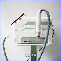 Q Switch Nd Yag Laser Machine For Tattoo Removal Wrinkle Remover Spa Salon Use