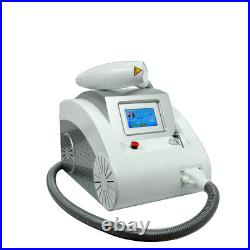 Q Switch Nd Yag Laser Tattoo Removal Machine 1064/532/Black Doll Speckle Pigment