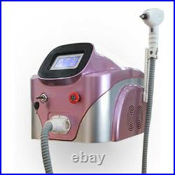 Q Switched ND YAG Carbon Laser Peel Laser Tattoo Removal Device Beauty Machine