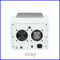 Q Switched ND Yag Laser machine for tattoo removal eyebrow pigment peels wrinkle