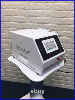Q switched ND YAG Carbon Laser Peel Machine Tattoo Removal Skin Care Machine CE