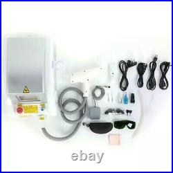 Salon Q Switched Nd Yag Laser Tattoo Removal Device Skincare Carbon Peel Machine
