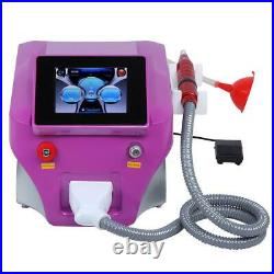 YAG Laser Tattoo Remover Eyebrow Pigment Removal Face Beauty Machine